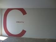 kreative Innenräume